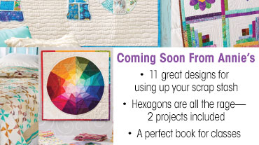 Scrap Happy Quilting - Annies has put together a collection of 11 timeless designs from some...