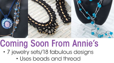 Jewelry to Crochet - This book by Susan Lowman includes instructions to create seven sets of...